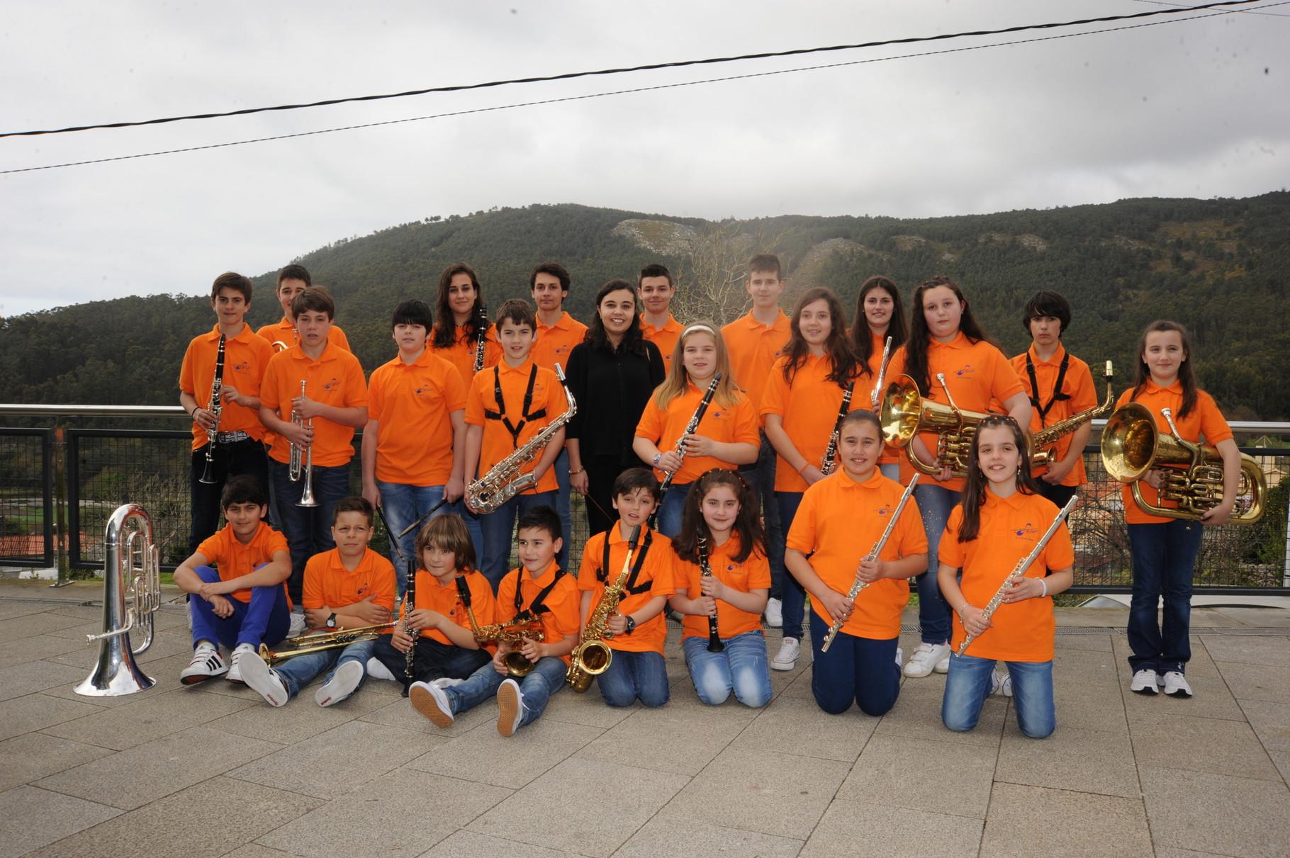 Banda-Escola Curso 2014-2015
