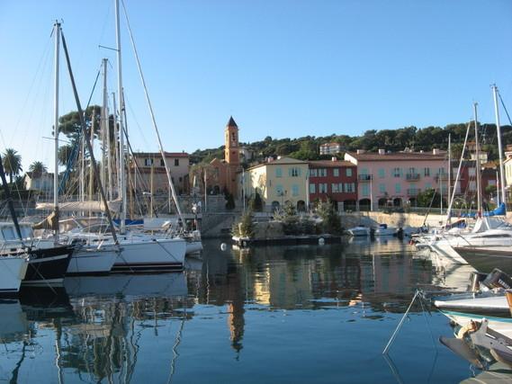 Port de St Jean Cap Ferrat