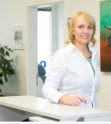 Susanne Distler (Podologin)