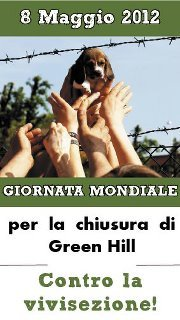 dog angels associazione supporta Fermare green Hill