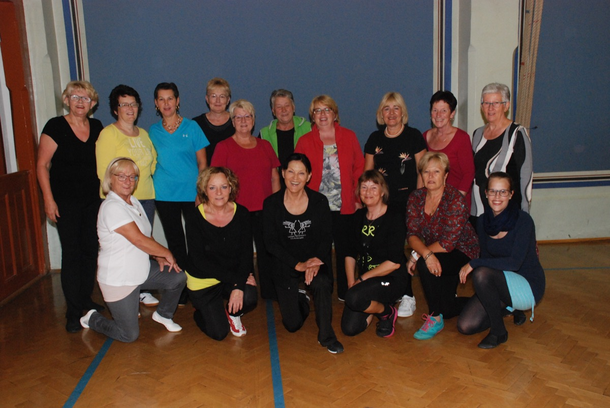 Fit and Dance 55+