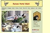 Katzen-Hotel Muesli