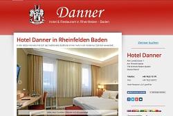 Hotel Danner & Chinarestaurant Fudu Rheinfelden