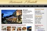 Italienisches Restaurant I Fratelli, Rheinfelden Baden