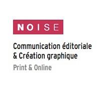 Noise, communication éditoriale et création graphique
