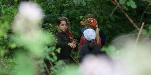 Startkapital Natur: Kinder im Wald