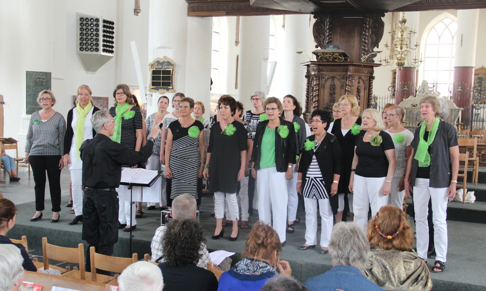 Opening Barbarafestival, Culemborg. 3 juni 2017