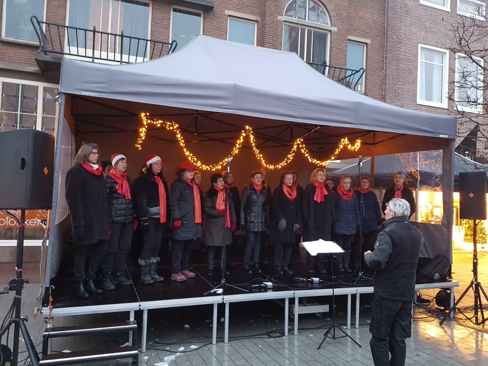 Kerstmarkt, Culemborg, 16 december 2018