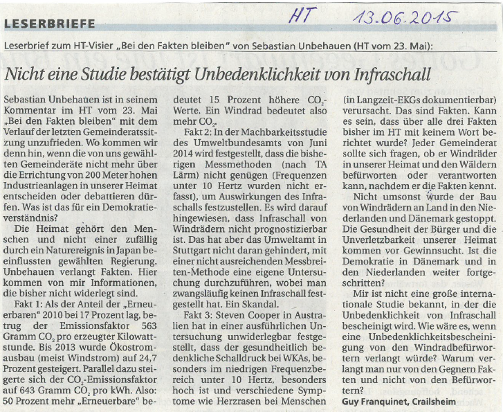 Hohenloher Tagblatt