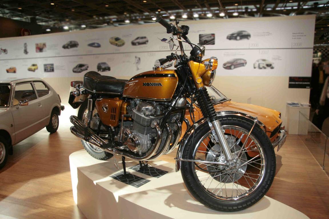 HONDA 750 DE 1969