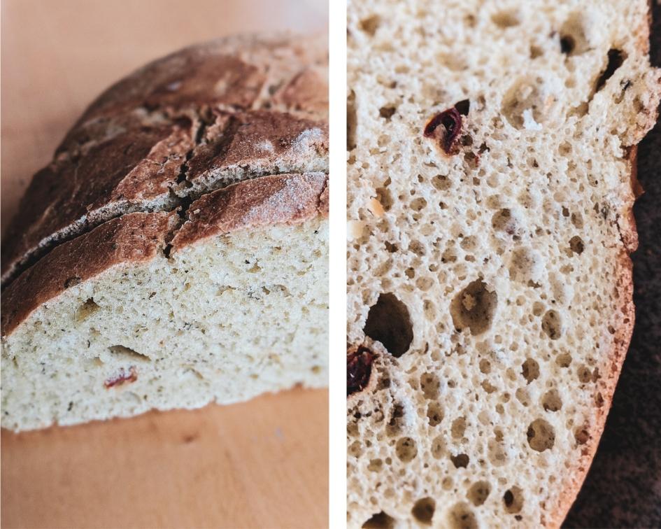Brot selbstgemacht