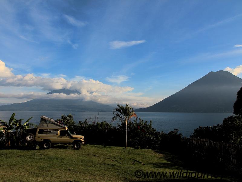 Lago de Atitlan, Guatemala