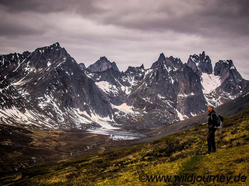 Tombstone Mountains, Yukon, Canada