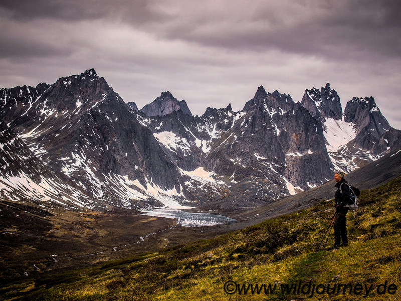 Tombstone Mountains, Yukon, Canada