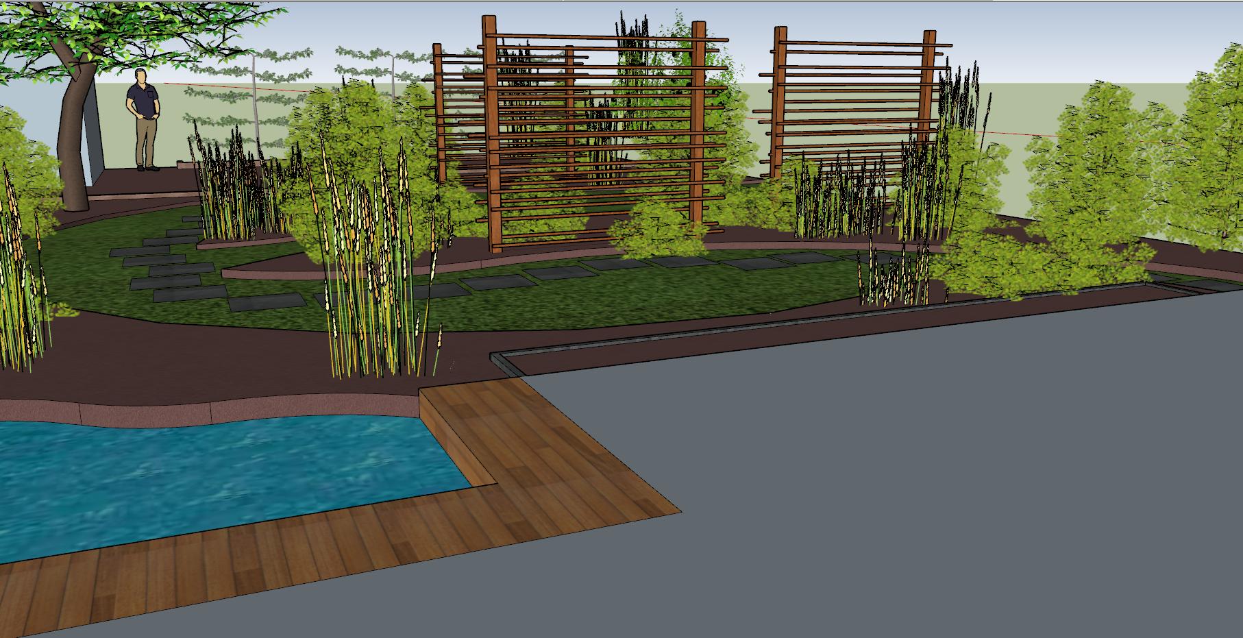 Architecte Jardin 3D Gratuit plans de jardin - paysagiste rennes création de jardin