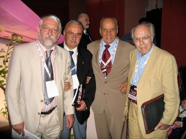 Loris Molin Pradel - Fausto Botolot - Carlo Pozzi - Luca Caviezel