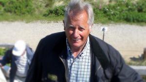 Falk Eitner, Ex-Kapitän der Rømø Fähre und ein feiner Kerl