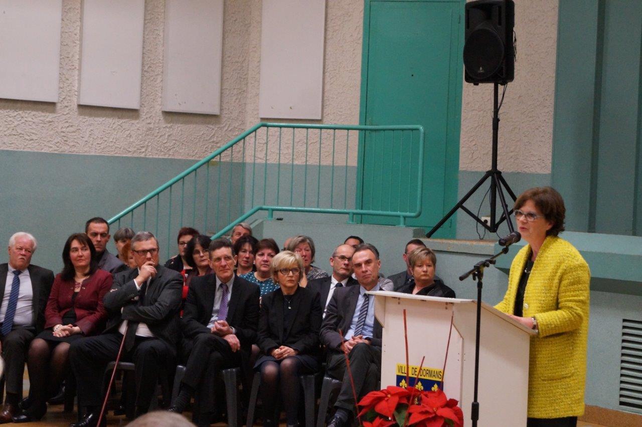 Rachel Paillard, conseillère régionale du Grand Est.