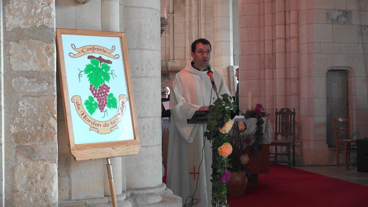 Frédéric Ozanne, un enfant du village, est prêtre de la Mission de France.