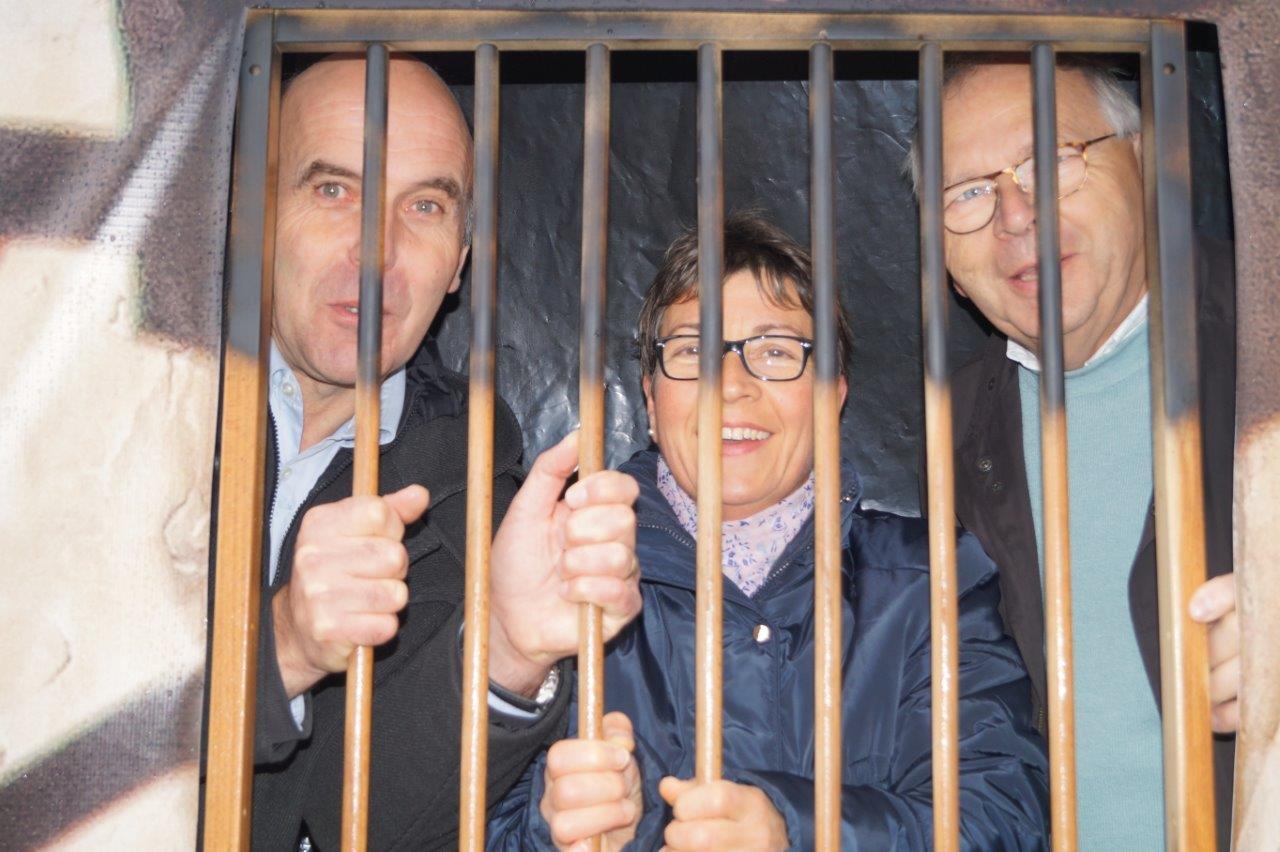 Ils n'ont pourtant rien fait ! Malgré cela, ces trois élus de Montmirail se retrouvent en prison...