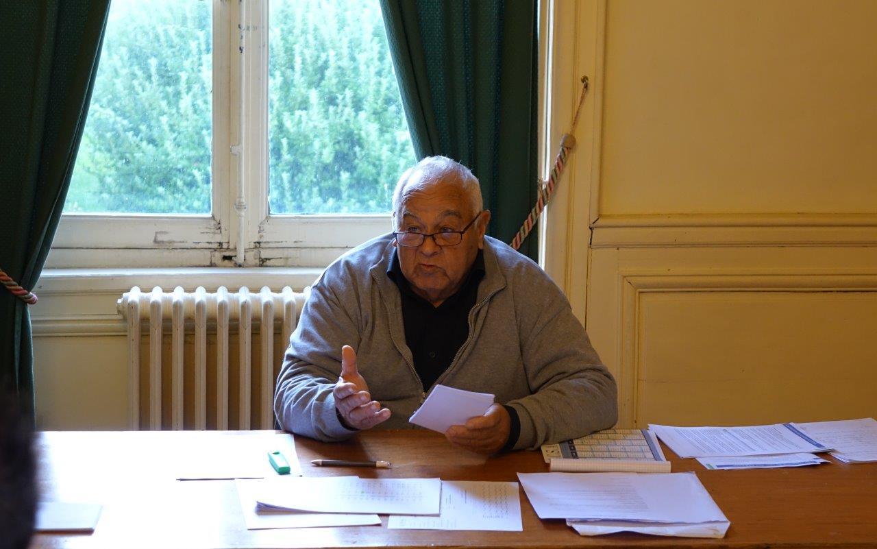 Pierre Laurier pilotera La Vandoise à partir du 1er janvier 2022.