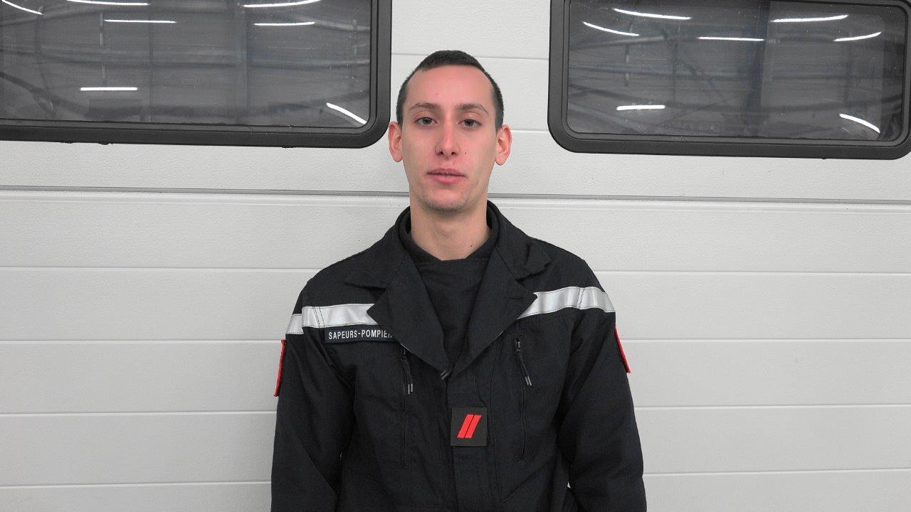 Le sapeur 1ère classe Félix Thibaud est promu caporal.