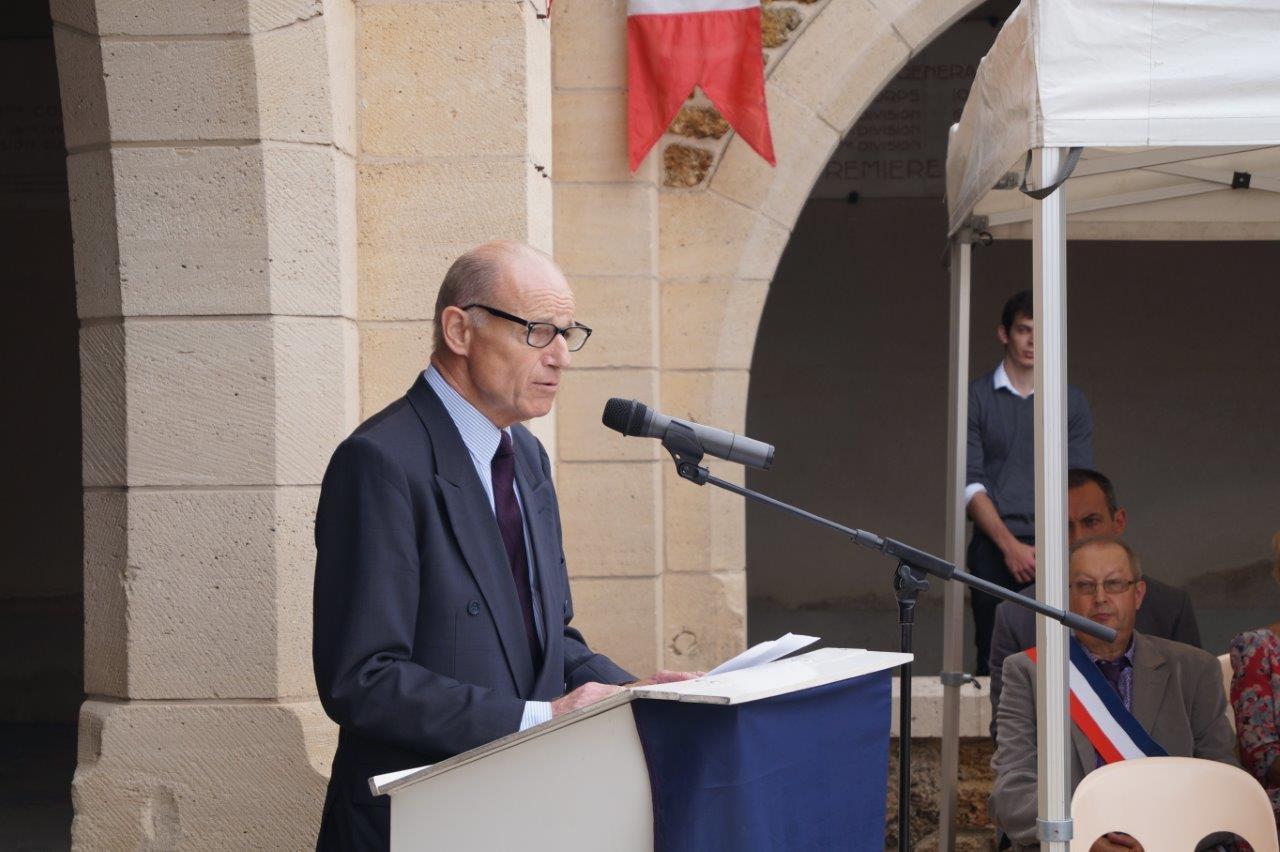 Le Comte Philippe de La Rochefoucauld.