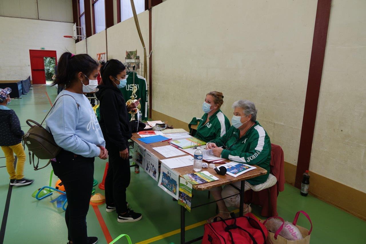 L'Union Sportive Des Vallées recrute au féminin...