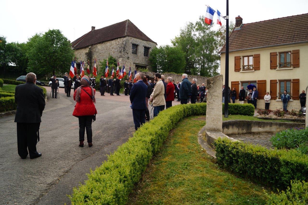 La population n'a pas véritablemnt répondu présente à l'invitation du maire de Vallées-en-Champagne.
