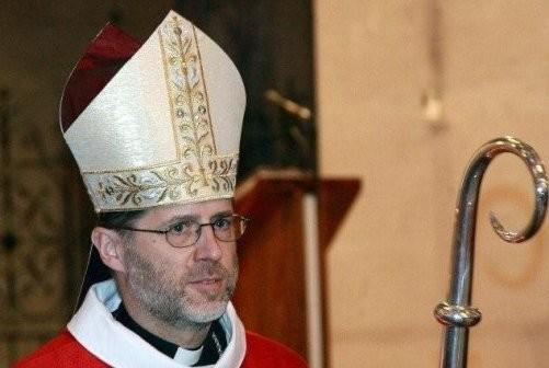 Mgr Renauld de Dinechin Évèque de Soissons