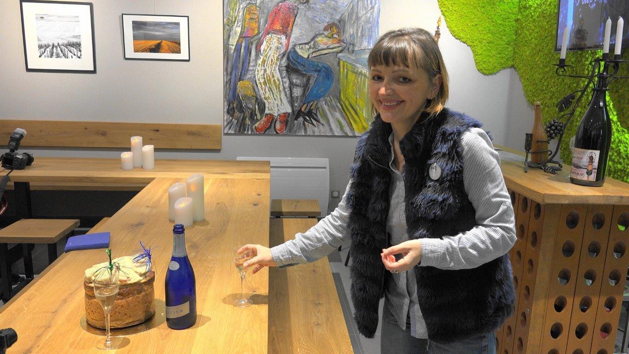 Anna Météyer vous remercie de votre visite et vous dit à bientôt !