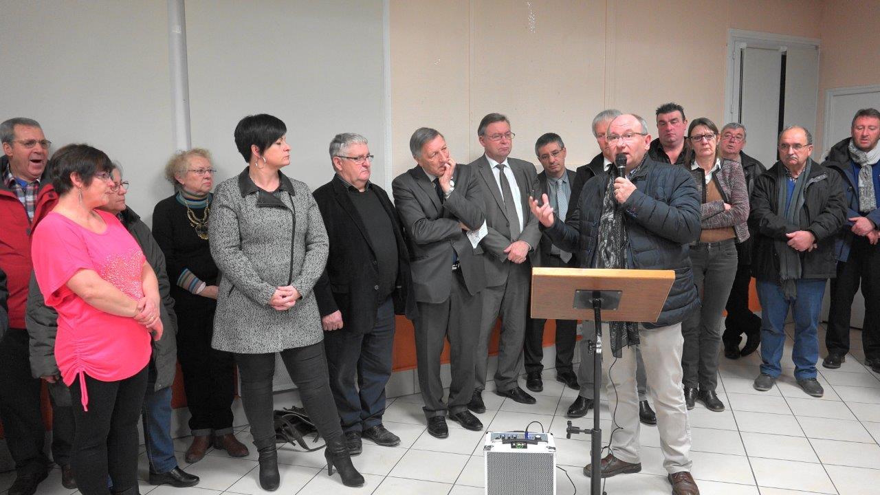 Etienne Haÿ a présenté ses objectifs pour les 53 720 habitants de la nouvelle agglomération.