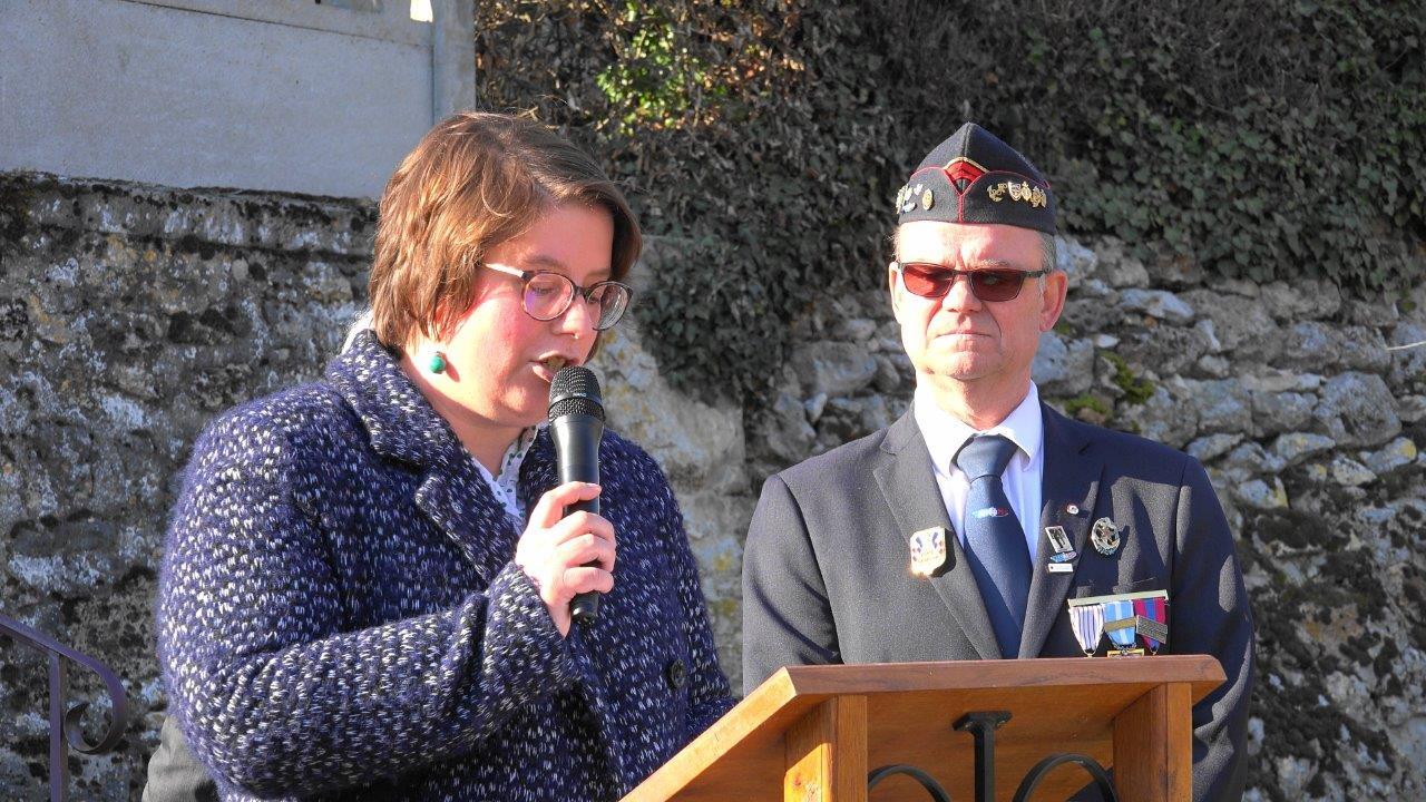 Hélène Luisin est la directrice de l'ONAC-VG Aisne.