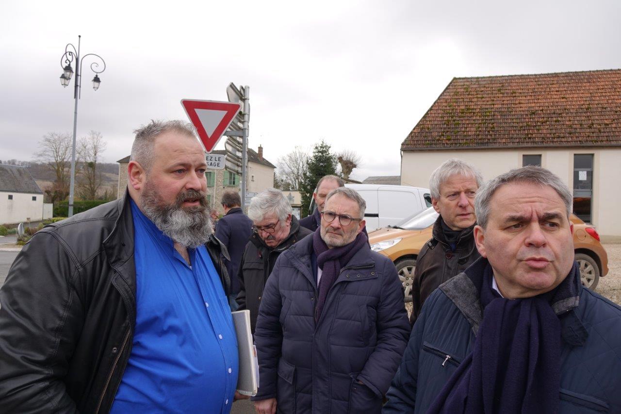 Les gîtes Marguerite (à gauche) ont investi 2 millions d'euros dans l'ancien bâtiment de la Communauté de communes du canton de Condé-en-Brie (4CB) pour le transformer en deux gîtes qui accueilleront bientôt accueillir 18 et 24 personnes...