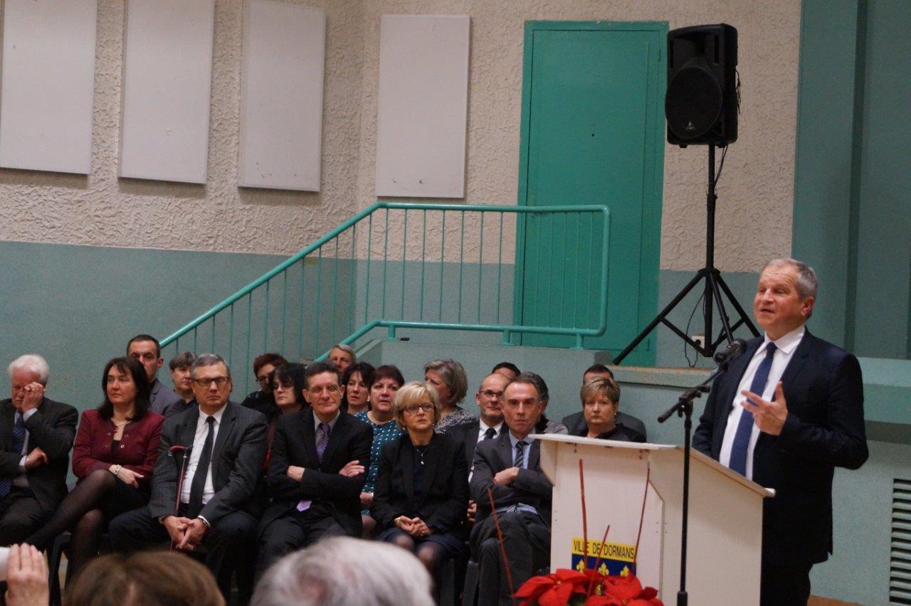 Philippe Armand Martin, député de la 3ème circonscription de la Marne.