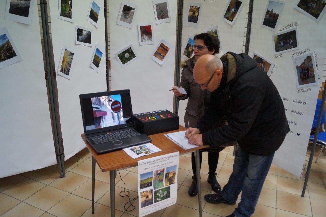 Flore, Paysage, Nature, Insolite et Patrimoine : les visiteurs pouvaient voter pour leur photo préférée.