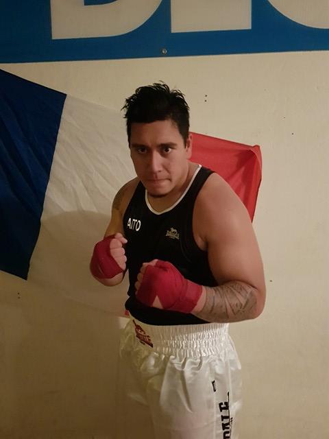 "Teinaki ""Aito"" Rapu Haoa combattra en Finale Novice, catégorie + de 91kg."