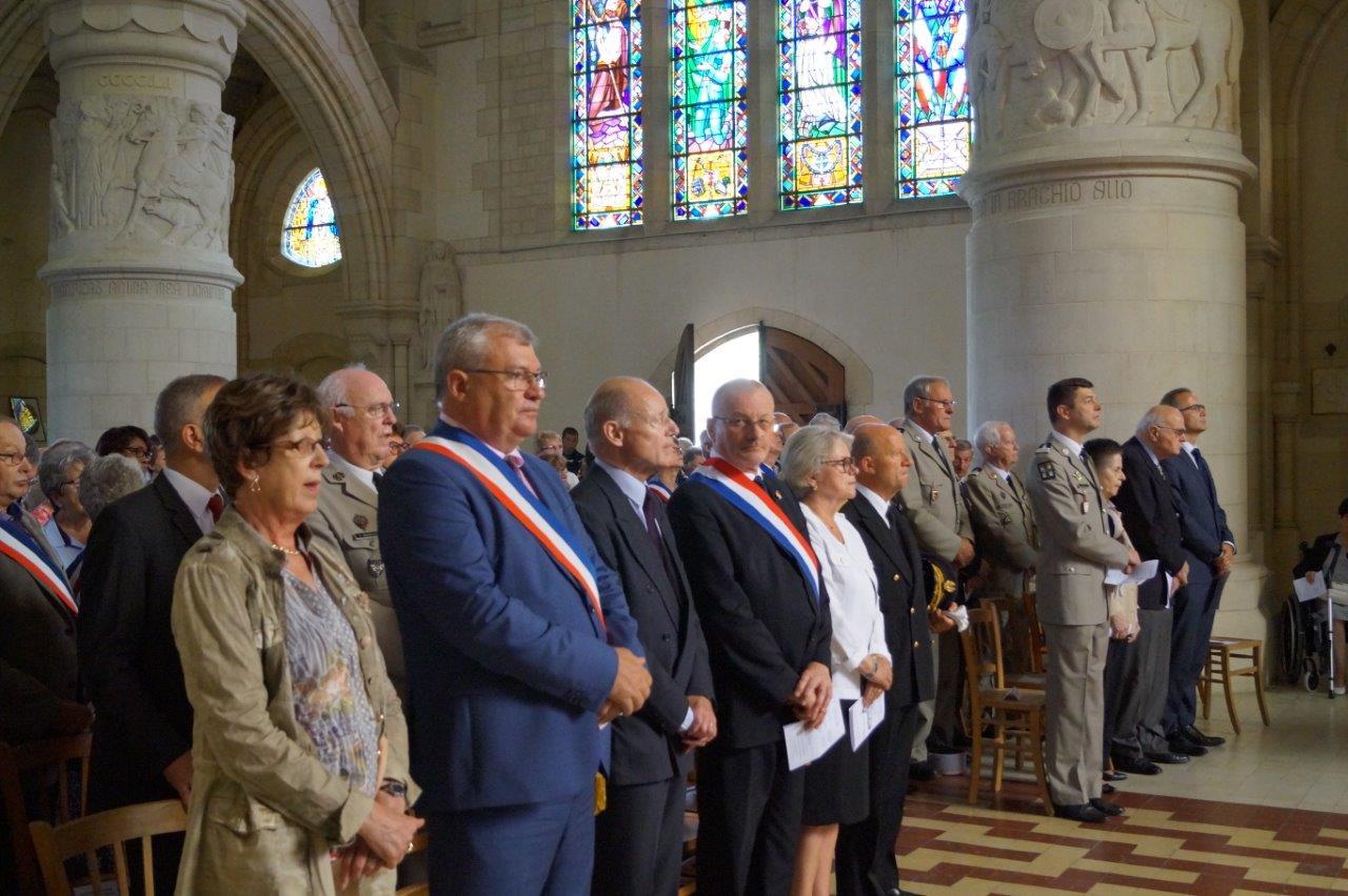Entre Christian Bruyen et Eric Girardin : le Comte Philippe de La Rochefoucauld.