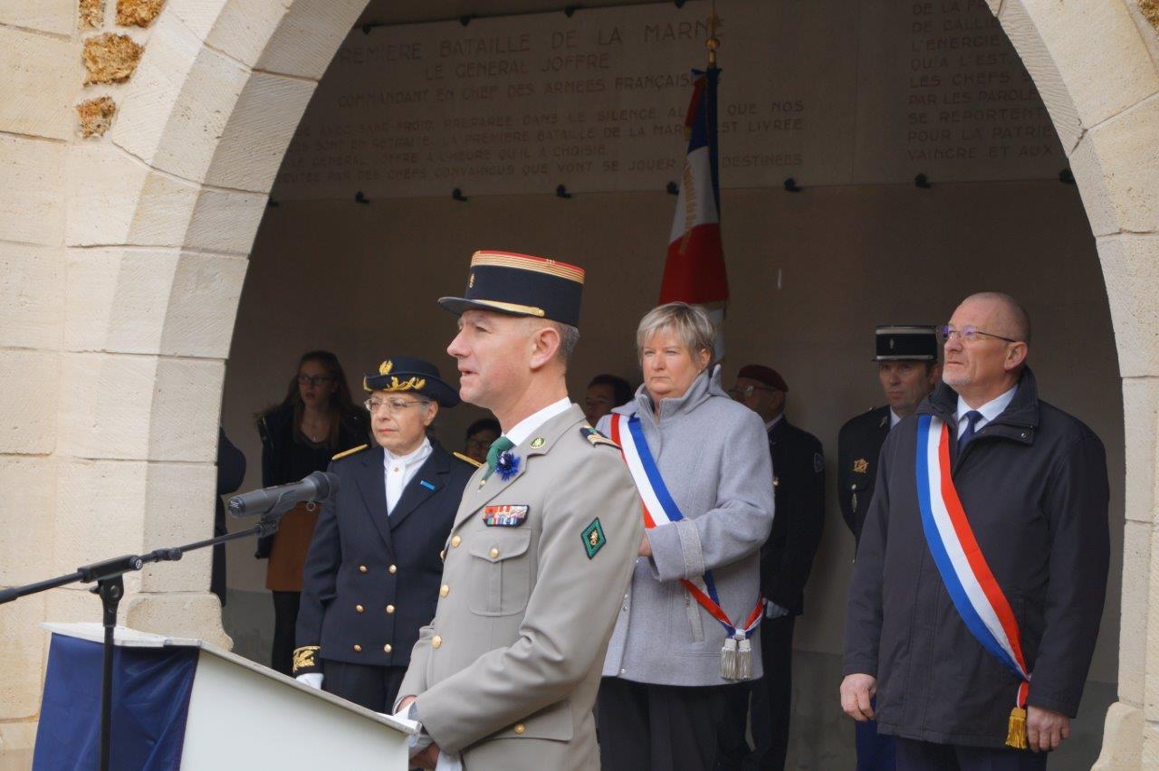 Le Colonel Valéry Putz est l'un des quatre adjoints au chef d'état-major particulier du Président de la République.