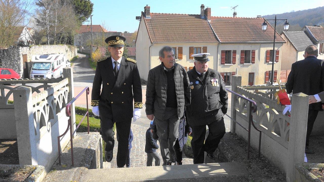 De gauche à droite : Ronan Léaustic, Bruno Lahouati et Christophe Delannoy.