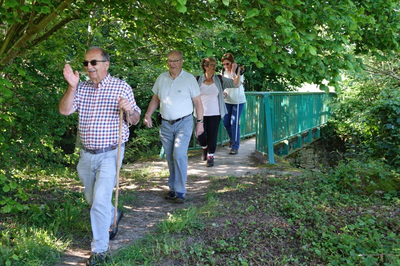 L'association Sport Loisirs Culture de Condé-en-Brie emmène, samedi 1er juin, les marcheurs sur une randonnée culturelle d'environ 8km.