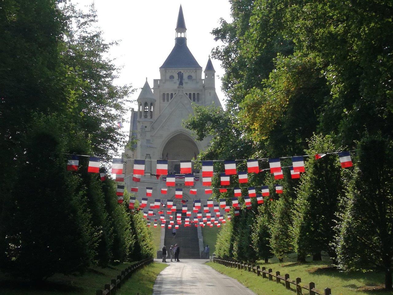 L'État a financé les travaux de restauration du Mémorial des Batailles de la Marne de Dormans. Coût : 864 000 euros.