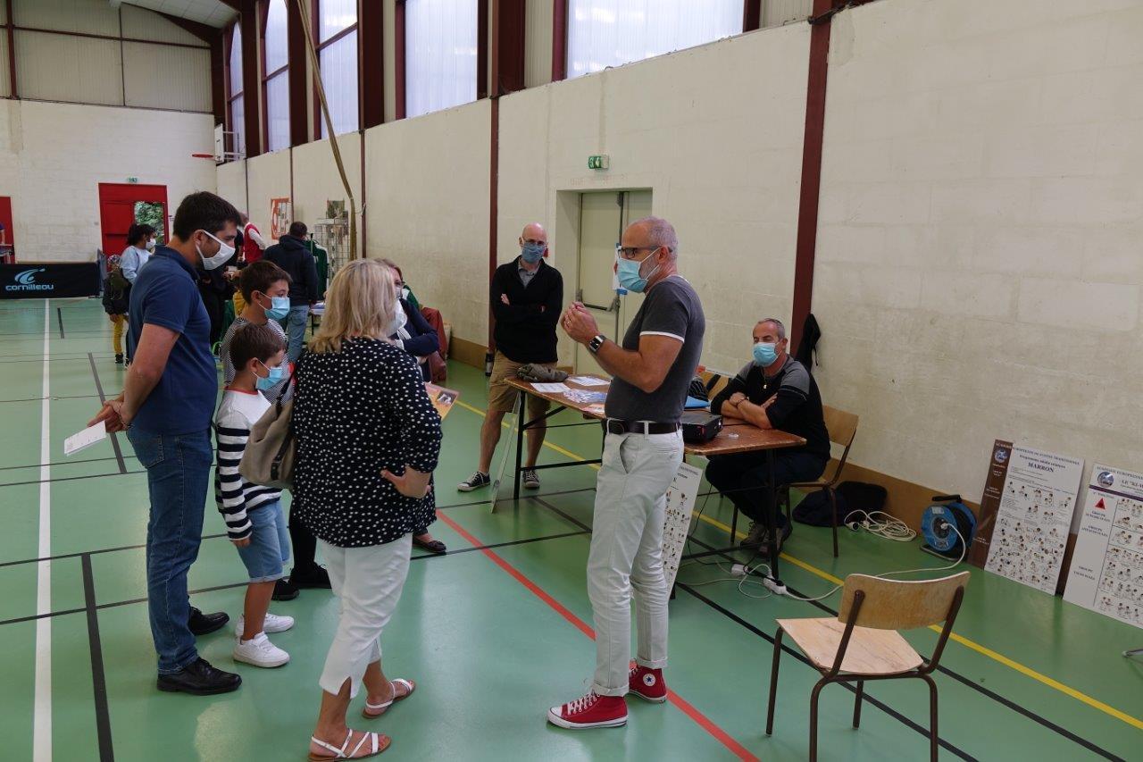 L'Association sportive de Ju-Jutsu traditionnel de la Vallée de la Marne.