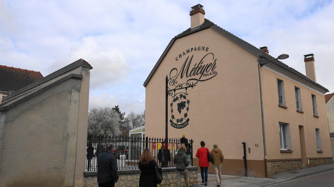 La Maison de Champagne Météyer Père et Fils est située dans le Sud de l'Aisne. A quelques encablures de Dormans, dans la Marne...