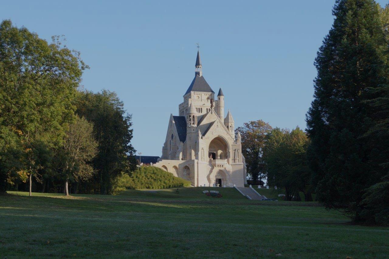 Après un lifting réussi, la Chapelle de la Marne est prête pour 2018.