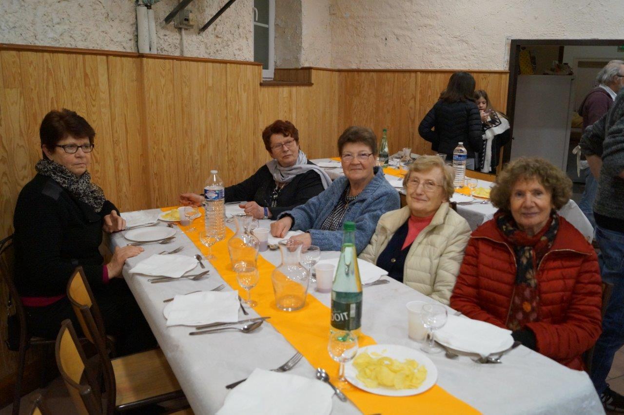 L'ACPV est une association vivante grâce à des adhérents de toutes générations...
