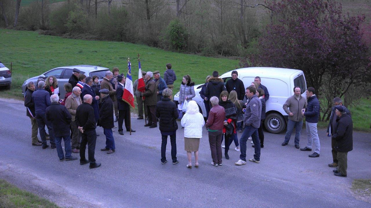 Les fidèles des commémorations se sont retrouvés, une fois de plus, pour rendre hommage aux Poilus.