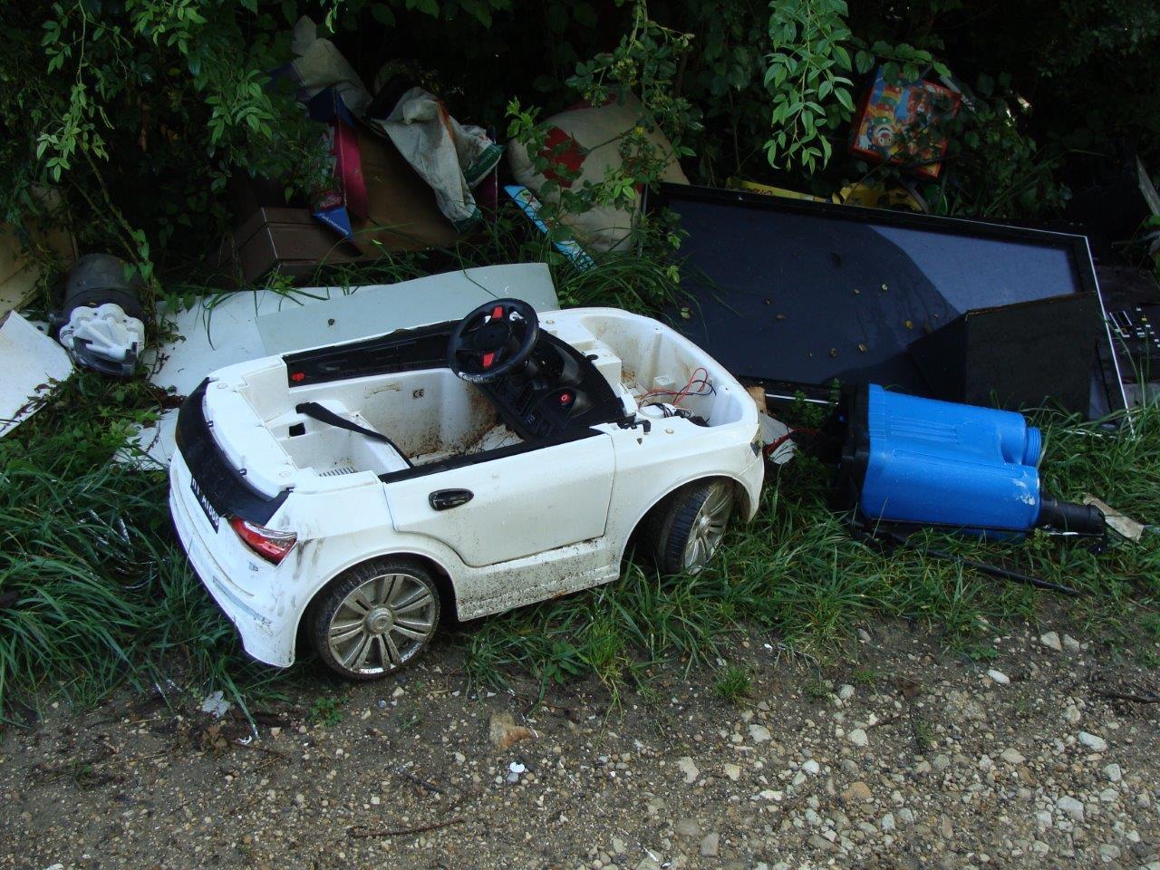 Il est clair que l'on gagne du temps en laissant sa voiture ici, plutôt que de l'emmener à la casse automobile de Fossoy.