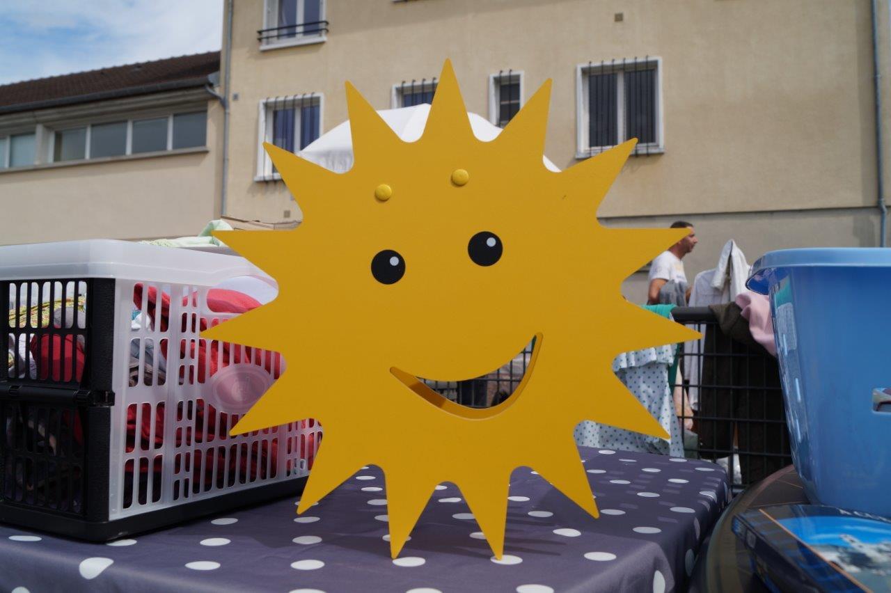 A Mézy-Moulins, le Soleil avait peut-être rendez-vous avec la Lune...