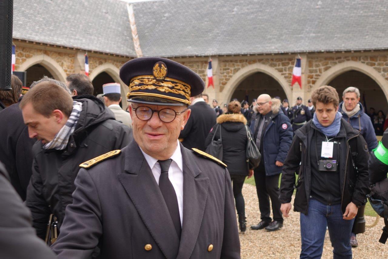 Denis Conus, préfet de la Marne.